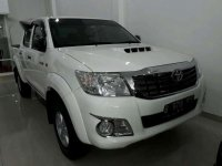 Jual Toyota Hilux 2.5E 4X4 Tahun 2015