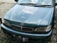 New Toyota  Corolla Manual Tahun 1999