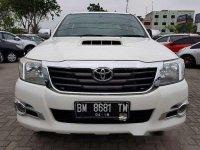 2012 Toyota Hilux VNT