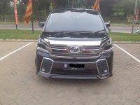 2015 Toyota Vellfire ZG