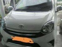 Dijual Toyota Agya Putih 2015 Nego