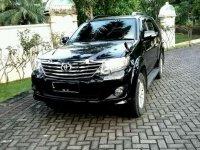 Jual Toyota Fortuner 2.4 2012