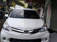 Toyota Avanza Manual Tahun 2013 Type G