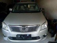 Jual Mobil Toyota Innova 2013
