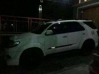 Toyota Fortuner G TRD 2011