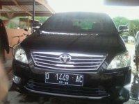 Jual Toyota Innova G Luxury 2012