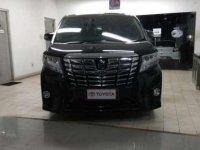 Dijual Mobil Toyota Alphard G MPV Tahun 2016