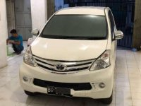 Toyota Avanza G Airbag 2013 Manual