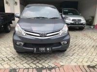 Toyota Avanza G Luxury MT 2012