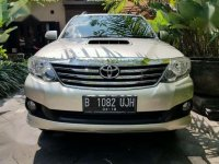 Toyota Fortuner G AT Tahun 2013 Automatic