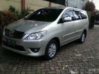 Toyota Kijang Automatic Tahun 2012