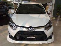 Toyota Agya Automatic Tahun 2018