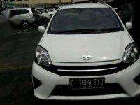 Toyota Agya E 2014  Putih Manual