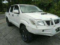 Dijual Toyota Hilux  G 2012