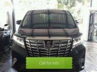 Dijual Mobil Toyota Alphard G MPV Tahun 2015