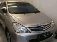 Toyota Kijang Innova V Tahun 2010 Manual