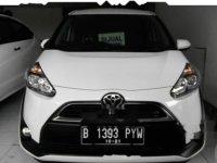 Toyota Sienta G 2016 MPV
