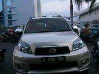 Jual Toyota Rush 2010 tipe S metik