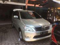 Toyota Innova G 2012 2.5D Solar