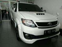 Toyota Fortuner G TRD Diesel 2014 Cash Kredit Banten Tangerang