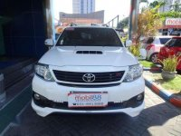 Toyota Fortuner G TRD 2.5 AT 2014