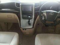 Toyota Alphard Automatic Tahun 2012 Type X