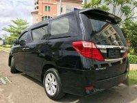 Toyota Alphard X Tahun  2013