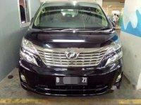 Toyota Vellfire V 2010 Wagon