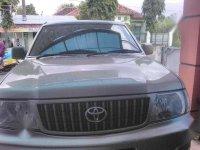 Toyota Kijang Manual Tahun 2004 Type LSX