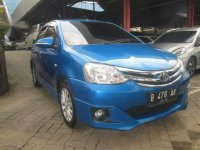 Toyota Etios G 1.2 MT 2014 Biru