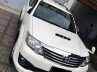 Dijual Mobil Toyota Fortuner TRD SUV Tahun 2012