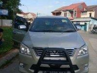 Toyota Innova Manual Tahun 2012
