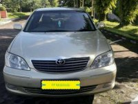 Toyota Camry 2.4 G 2002 Automatic