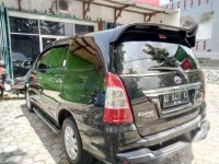 Toyota Innova G Bensin 2013 Hitam Istimewa