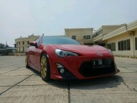 Toyota 86 V 2015 Coupe