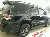 Dijual Mobil Toyota Fortuner TRD SUV Tahun 2015