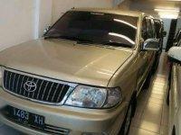 Toyota Kijang LGX 2002 Matic