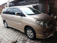 Toyota Kijang Innova G Luxury Tahun  2005