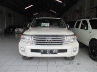 Toyota Land Cruiser V8 2012