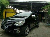 Jual Toyota Innova G Luxury 2015