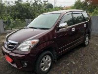 Toyota  Avanza 2010 Type G Manual