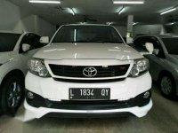 Toyota Fortuner 2.7  2014 KM Rendah