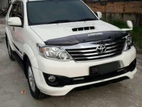 Dijual Toyota Fortuner G TRD VNT  2013