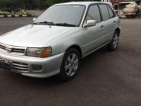 Jual Toyota Starlet Turbo Look Thn 96 Warna Silfer