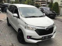 Toyota Avanza E Manual 2016