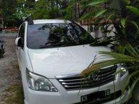 Toyota Innova V Luxury 2012