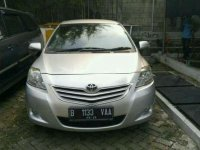 Toyota Vios G 2011 AT Silver