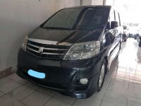 Dijual Mobil Toyota Alphard G MPV Tahun 2011