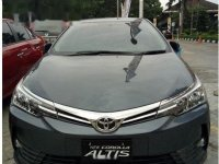 Toyota Corolla Altis G 2017 Sedan