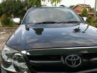 Dijual Mobil Toyota Fortuner G SUV Tahun 2007
